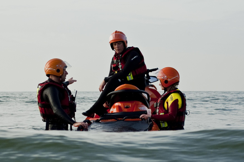 Opleiding Lifeguard Schipper specialisatie Waterscooter bij de Reddingsbrigade IJmuiden