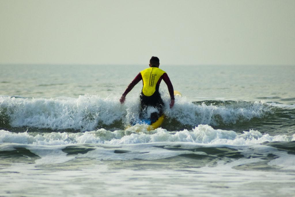 Rescueboard Lifeguard Reddingsbrigade